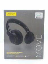 Jabra Move Wireless Bluetooth Stereo Headset - Black - BRAND NEW IN BOX