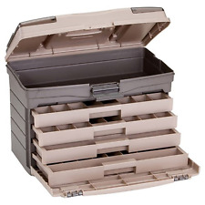 Plano 4-Drawer Tackle Box with Top Access, Fishing Storage Outdoor, New.