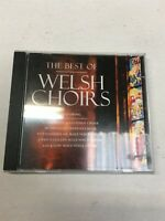The Very Best Of Welsh Choirs Music CD
