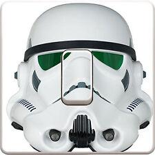 Interruptor de luz de Star Wars Stormtrooper Vinilo Pegatina Calcomanía Para Dormitorio De Niños #402