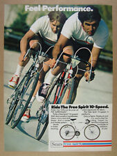 1975 Sears Free Spirit 10-Speed Bicycle Bike vintage print Ad