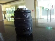 Sigma for Pentax  70-210 1:4-5.6 52 mm  UC lens made in japan