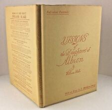 Full Color Facsimile Visions of the Daughters of Albion William Blake 1932 Dent
