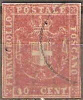 ITALY TUSCANY SC 21 USED FVF