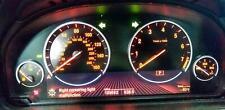 2011 BMW 740i 750i 760i B7 F01 (2010 535iGT F10) SPEEDOMETER GAUGE CLUSTER 109k
