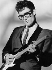 BUDDY HOLLY *2X3 FRIDGE MAGNET* ROCK MUSIC SINGER COUNTRY RHYTHM BLUES GUITAR