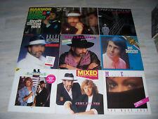 Gute Drafi DEUTSCHER & MIXED EMOTION - Sammlung mit 7 verschied. LPs & 2 Maxis !