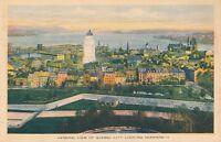 QUEBEC QC – View of Quebec City looking Seaward - 1932