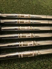 Dynamic Gold AMT S300 (Stiff) Iron Shaft Set 6pc 5-PW .355