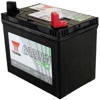Yuasa Batterie 12V 30Ah für Husqvarna Rasenmäher Rasentraktor Aufsitzmäher