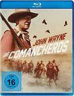 La Comancheros - John Wayne - Disco Blu-ray - emb. orig. - NUEVO