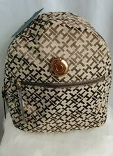 Tommy Hilfiger Backpack TNDKChocolat Woman Handbag Backpack, NEW Retail $98