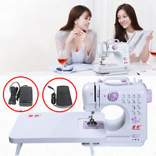 Neue 12 Stiche Multifunktion Electric Overlock Sewing Machine Home Sewing Tool