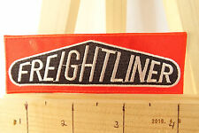 Freightliner Truck Trucking Iron-On Embroidered Patch