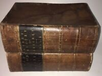 LEATHER Set; SYSTEM OF SURGERY! (SECOND EDITION 1862)MEDICAL MEDICINE GIFT RARE