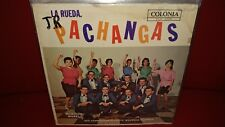 Manolin Morel - Pachangas - Rare LP in Fair Conditions - L7