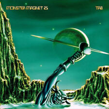 "Monster Magnet : Tab VINYL 12"" Album (2017) ***NEW*** FREE Shipping, Save £s"