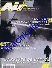 Air actualités n°656 du 11/2012 Armée de l'air A400M