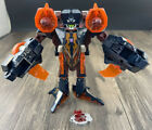 Transformers Cybertron Dark Crumplezone with Key and Sounds with Instructions