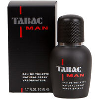 TABAC MAN Eau de Toilette EdT Spray 50ml für Herren / for man