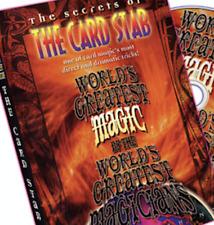 Card Stab (World's Greatest Magic)