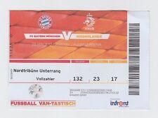 Original Ticket  Testspiel 22.05.2012   BAYERN MÜNCHEN - NIEDERLANDE  !!  SELTEN