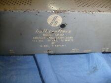 Hallicrafters  ham radio transceiver model SR-42 TOP LID CASE  ONLY   / s2