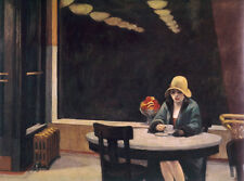 Barber Shop  by Edward Hopper  Giclee Canvas Print Repro