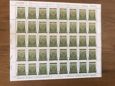 VATICAN CITY UMM Sheet Of Stamps 1976