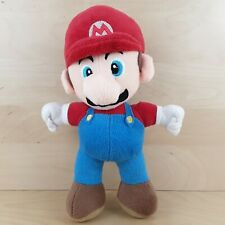 "NINTENDO SUPER MARIO 11"" SOFT TOY PLUSH TEDDY OFFICIAL MERCHANDISE 2010"