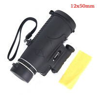 1800M/9900M Distance Night Vision MonocularTelescope With Laser and FlashlightEB