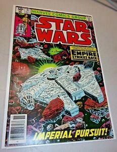 STAR WARS #41 VF, Empire Strikes Back, Al Williamson art, Marvel Comics 1980