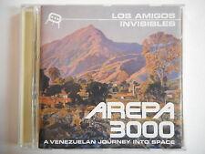 LOS AMIGOS INVISIBLES : AREPA 3000 (VENEZUELAN JOURNEY)    CD ALBUM PORT GRATUIT
