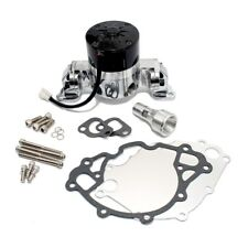 Electric Water Pump SBF 289 302 High Volume Performance Chrome Small Block Ford