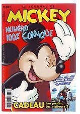 le journal de mickey 2384 fevrier 1998