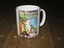 The Count of Monte Cristo Advertising MUG