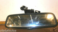 VAUXHALL SIGNUM 2004 INTERIOR AUTO DIM REAR VIEW MIRROR 24438231