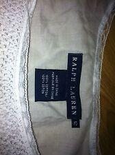 Ralph Lauren Top und Rock Gr.38 40 Baumwolle Batist