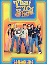 That 70s Show - Season 2 (DVD, 2004, 4-Disc Set)