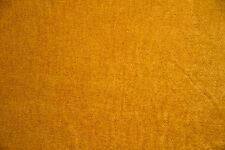 "10 Yards-Sale Fabric-55"" Gold Patterned Chenille Drapery Home Decor Fabric"