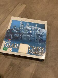 2009 Cardinal Glass Chess & Checkers
