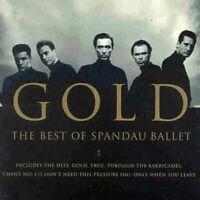Spandau Ballet - Gold : The Best of Spandau Ballet [CD]