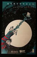 Descender #1 Image Comics Jeff Lemire Forbidden Planet Variant NM