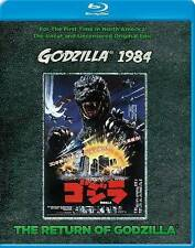 Return Of Godzilla 1984 Blu Ray brand new sealed