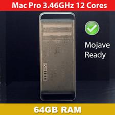 Mac Pro 3.46Ghz 12-Cores | 64GB RAM | 1TB HDD | GTX 680 4GB CUDA MoJave Ready