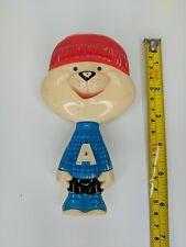 Vintage Avon ~ Alvin Chipmonk Brush For Children