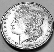 1884-O UNCIRCULATED MORGAN SILVER DOLLAR NEVER CLEANED OR DIPPED!