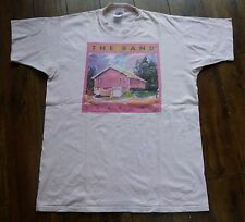 Vintage THE BAND - Jericho 1993 Tour T-shirt Peter Max XL