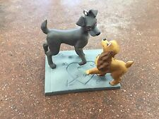 2008 Hallmark Lady and the Tramp Signs of Affection Keepsake Ornament Disney