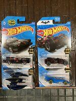 2020 Hot Wheels Batman Classic TV Series Batmobile Black
